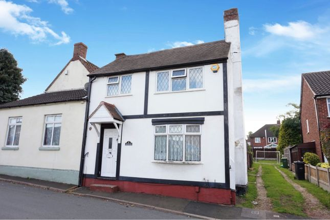 Thumbnail Semi-detached house for sale in Foundry Road, Wall Heath