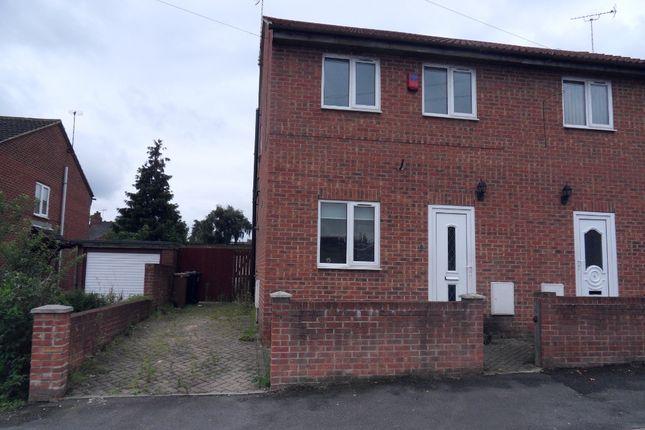 Thumbnail Semi-detached house to rent in Stratford Street, Ilkeston