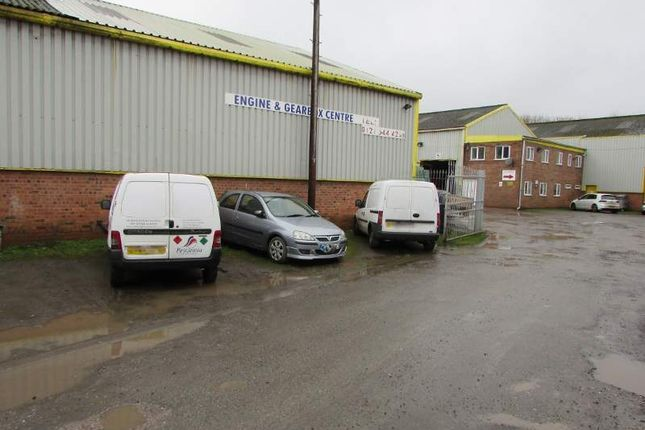 Parking/garage for sale in Unit 1A, Gupta Industirial Estate, West Bromwich
