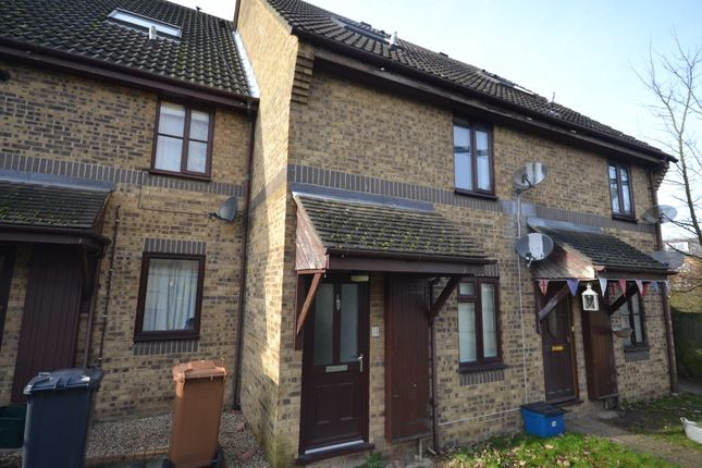 Thumbnail 2 bed flat to rent in Holden Close, Hertford