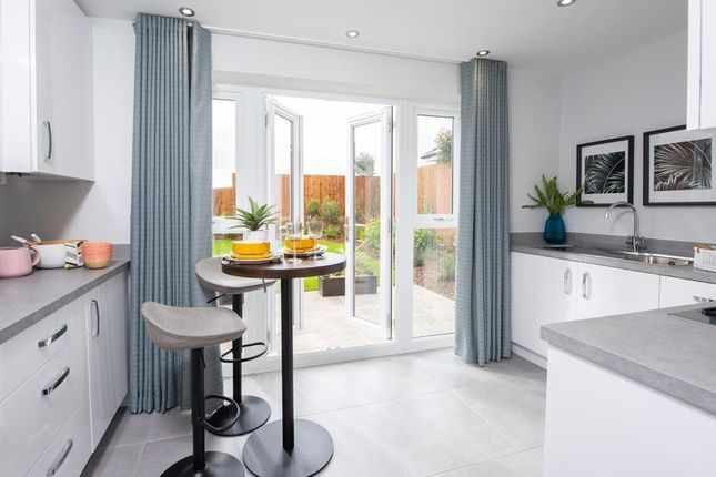 """2 bedroom semi-detached house for sale in """"Kenley"""" at Firfield Road, Blakelaw, Newcastle Upon Tyne"""