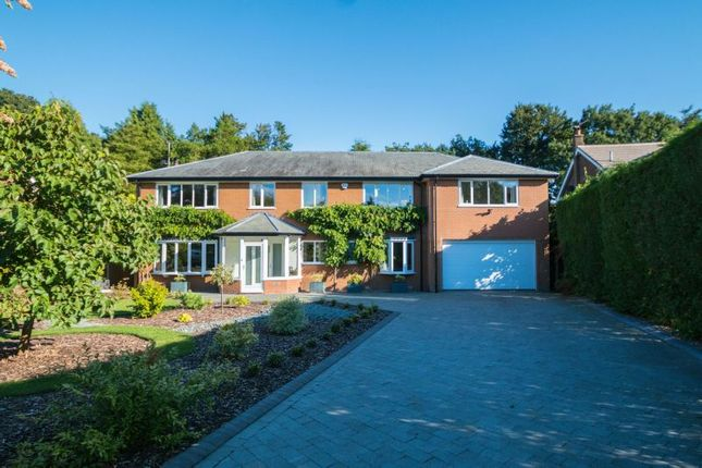 Thumbnail Detached house for sale in Bonville Chase, Altrincham