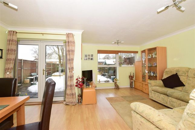 Thumbnail End terrace house for sale in Ayelands, New Ash Green, Longfield, Kent