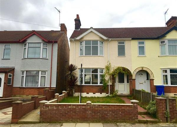 3 bed semi-detached house for sale in Westholme Road, Ipswich