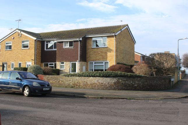Thumbnail End terrace house to rent in St Mildred's Road, Westgate-On-Sea