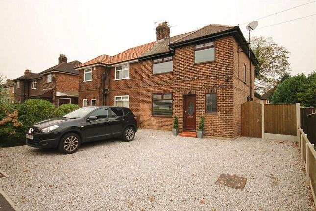 3 bed semi-detached house for sale in St. Marys Road, Penketh, Warrington