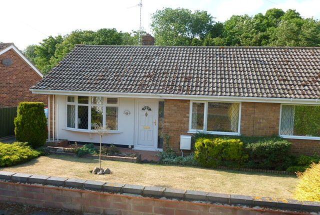 Thumbnail Detached bungalow to rent in Park Drive, Worlingham