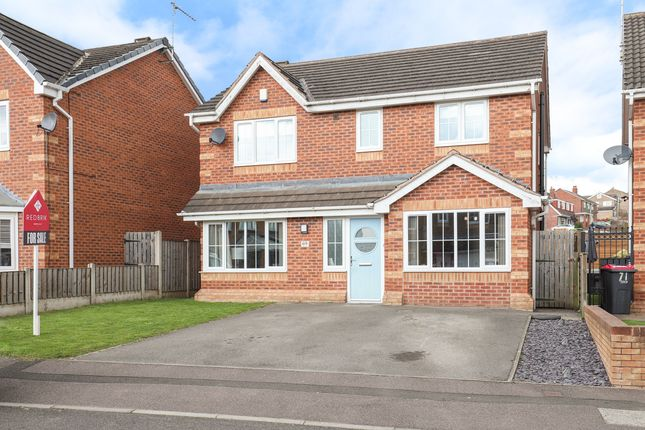 4 bed detached house for sale in Grange Farm Drive, Aston, Sheffield S26