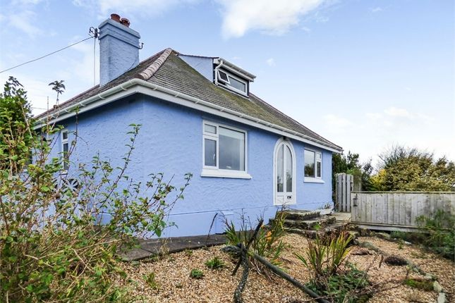 2 bed detached house for sale in Bull Bay Road, Amlwch, Anglesey
