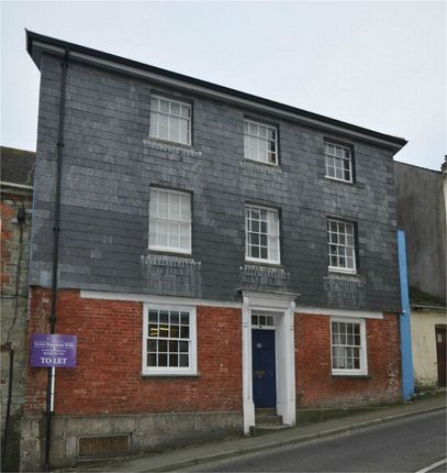 Thumbnail Town house to rent in Swanpool Street, Falmouth