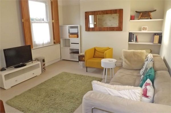 Thumbnail Flat for sale in Whiteley Road, Crystal Palace
