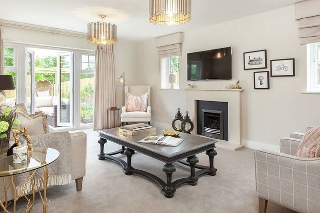 """Thumbnail Detached house for sale in """"The Wykeham"""" at Andover Road North, Winchester"""