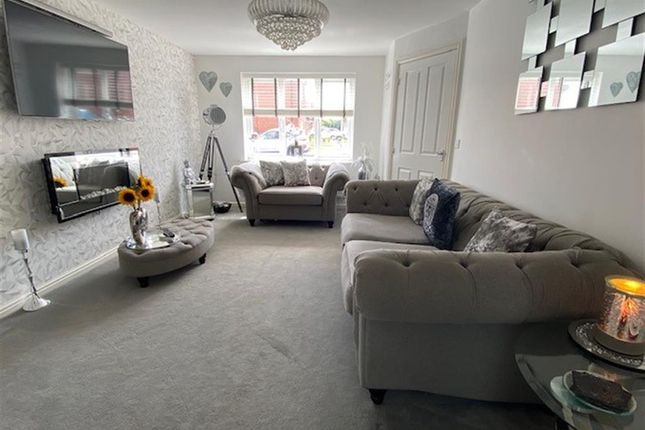Thumbnail Detached house for sale in Sea View Drive, Workington, Cumbria