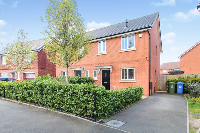 3 bed semi-detached house for sale in Heathwaite Crescent, Liverpool L11