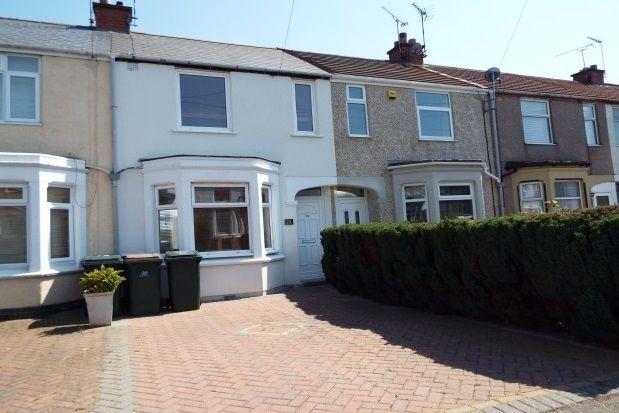Thumbnail Property to rent in Stevenson Road, Keresley