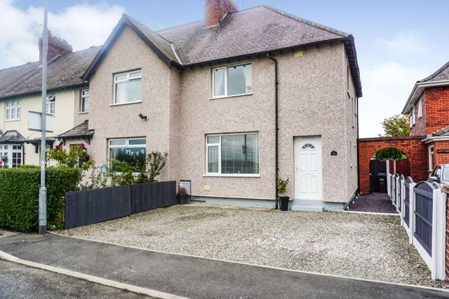 3 bed end terrace house for sale in Farm Road, Deeside CH5