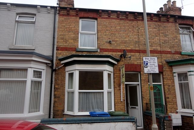 Thumbnail Terraced house to rent in 95 Commercial Street, Scarborough