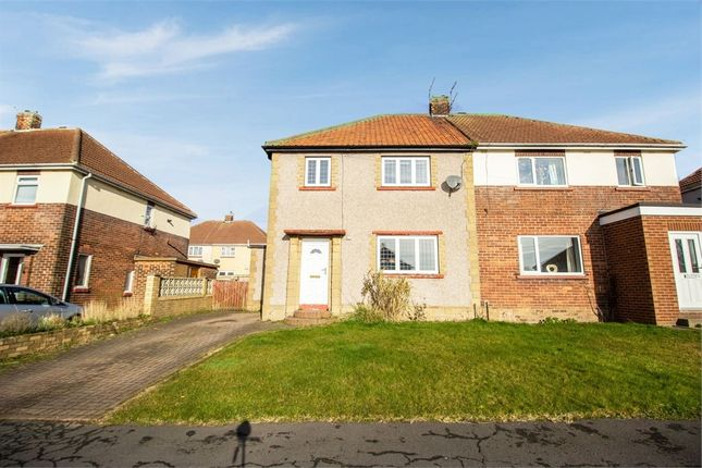 Thumbnail Semi-detached house for sale in Jasmine Crescent, Trimdon, Trimdon Station, Durham