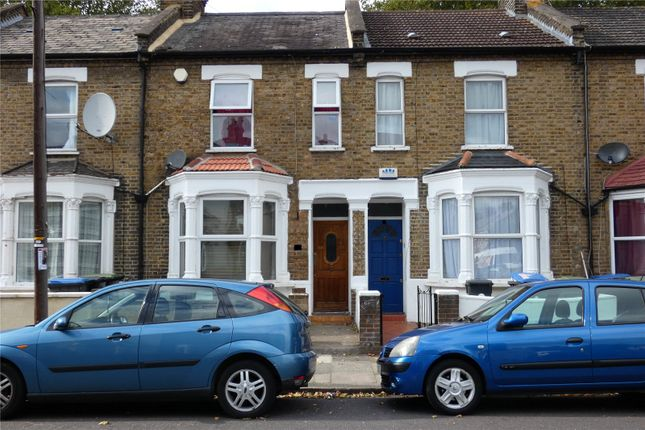 Thumbnail Terraced house for sale in Colville Road, Edmonton, London