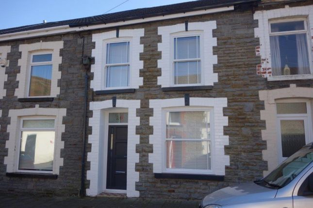Thumbnail Terraced house for sale in Clarence Steet, Ton Pentre