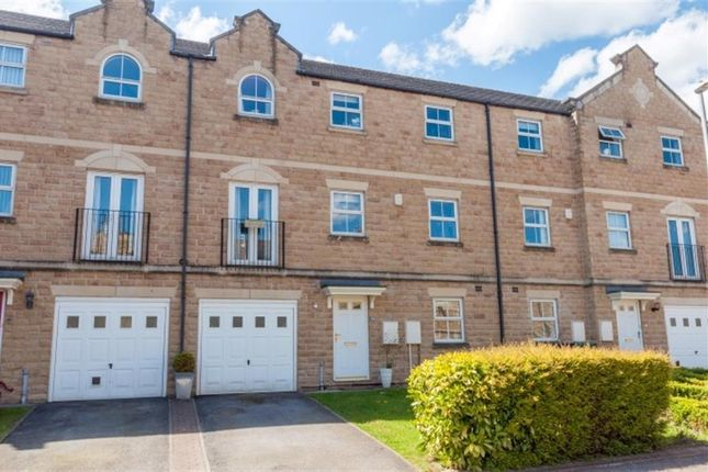 4 bed terraced house for sale in Narrowboat Wharf, Rodley