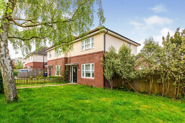 2 bed end terrace house for sale in Pendragon Hill, Papworth Everard, Cambridge CB23