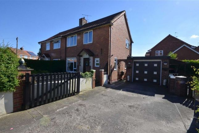 3 bed semi-detached house for sale in Derwent Crescent, Howden