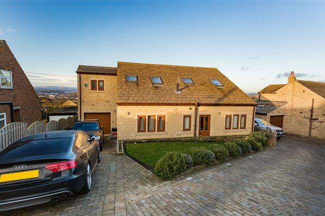 Thumbnail Detached house for sale in Littlethorpe Hill, Hartshead, Liversedge, West Yorkshire