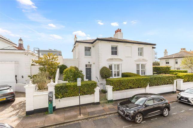 Thumbnail Semi-detached house for sale in Powis Villas, Brighton, East Sussex