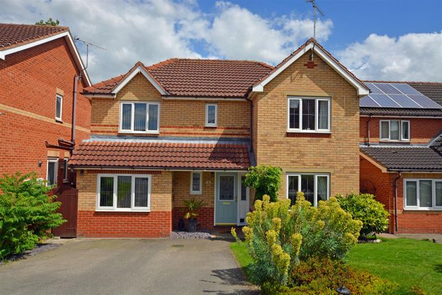 Thumbnail Detached house for sale in Acorn Way, Bottesford, Scunthorpe