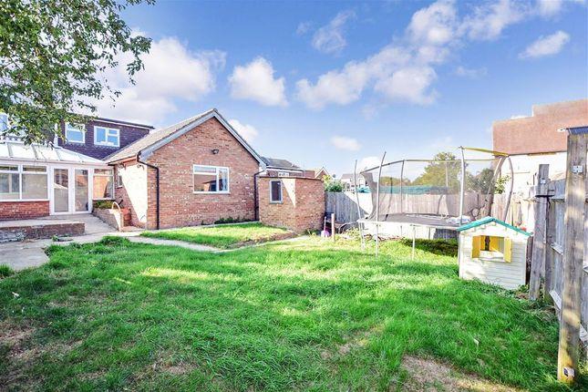 Rear Garden of Goodwood Close, High Halstow, Rochester, Kent ME3