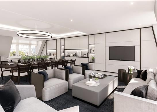 Thumbnail Flat for sale in Penthouse, 35 Old Queen Street, London