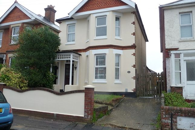 Thumbnail Property to rent in Frederica Road, Winton, Bournemouth