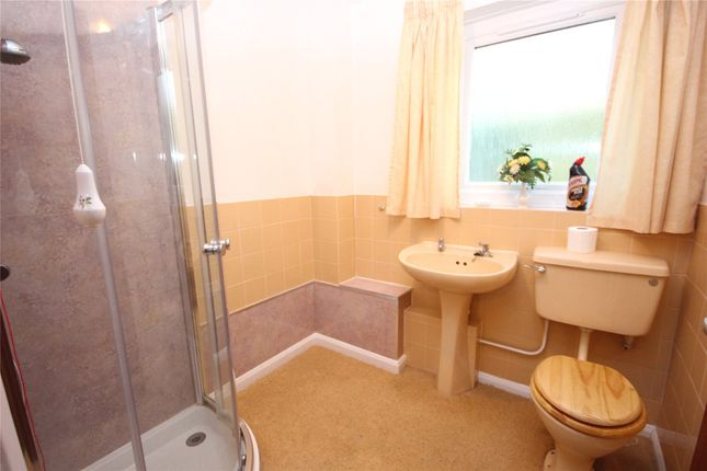 Shower Room of Knowefield Close, Stanwix, Carlisle CA3