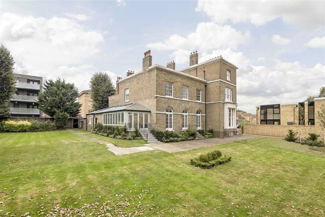 Thumbnail Detached house to rent in Rushgrove Street, London