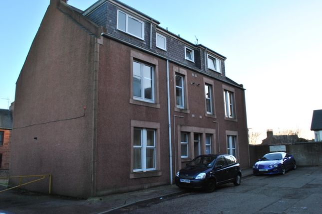 Thumbnail Flat to rent in Bank Street, Arbroath