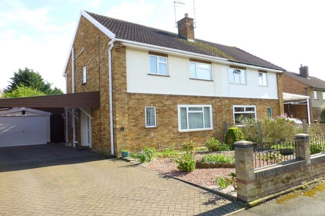 Thumbnail Semi-detached house for sale in Rudge Road, Evesham