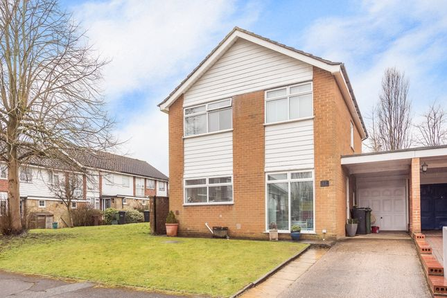 Thumbnail Detached house to rent in Thornbury, Harpenden