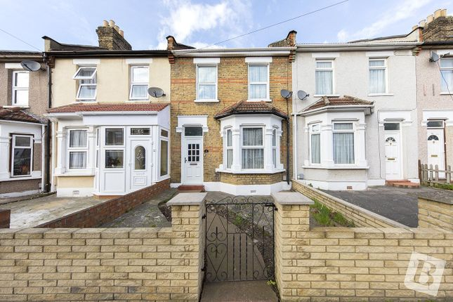 Thumbnail Terraced house for sale in Wingate Road, Ilford