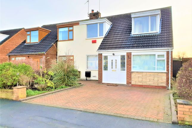 Thumbnail Semi-detached house to rent in Rankin Avenue, Hesketh Bank