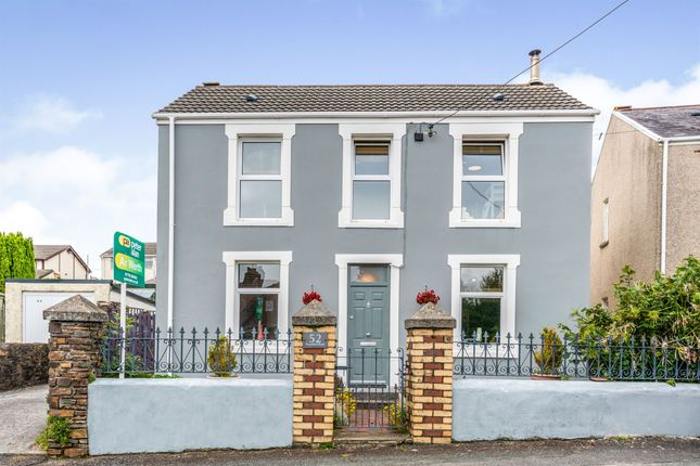 Thumbnail Detached house for sale in Penyrheol Road, Gorseinon, Swansea