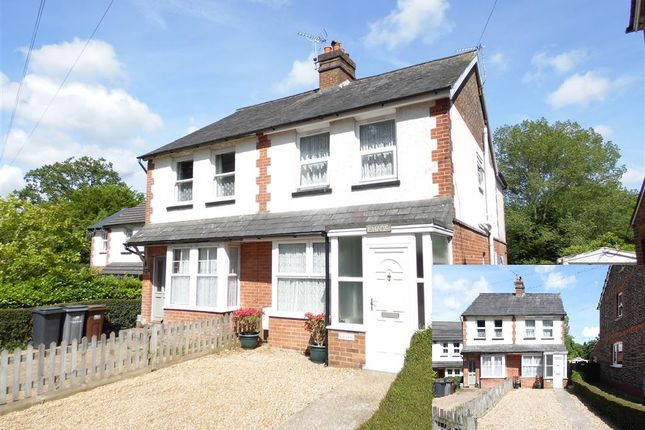 Thumbnail Semi-detached house for sale in High Street, Horam, Heathfield