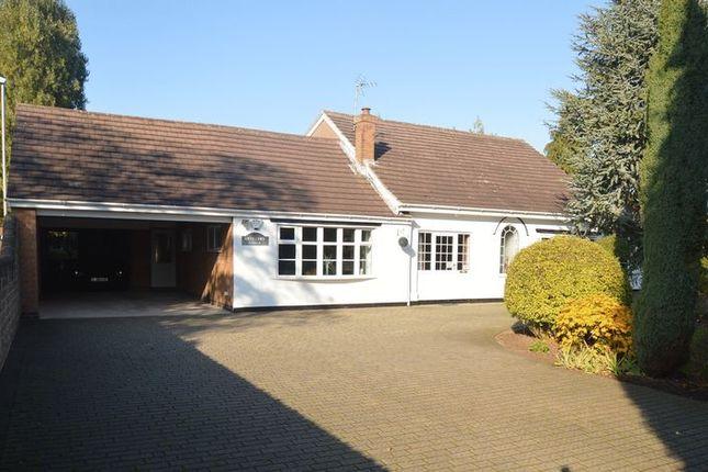Thumbnail Detached house for sale in Papplewick Lane, Hucknall, Nottingham
