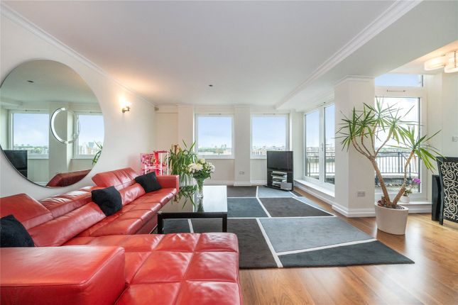 Thumbnail Flat for sale in Keepier Wharf, 12 Narrow Street, London