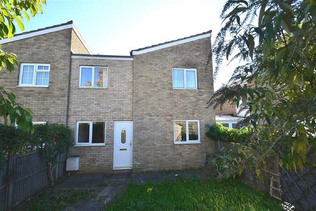 Thumbnail End terrace house to rent in Lingfield Road, Stevenage