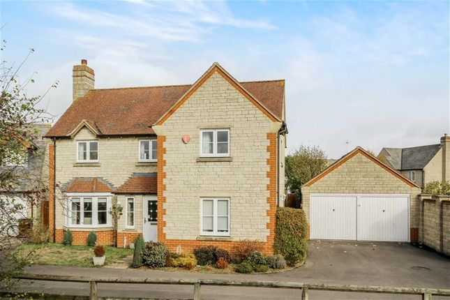 Thumbnail Detached house for sale in Coleshill Drive, Faringdon, Oxfordshire