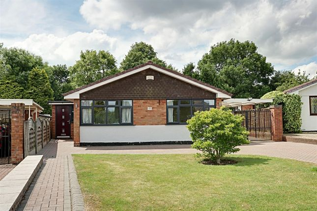 Thumbnail Detached bungalow for sale in Enderley Drive, Bloxwich, Walsall