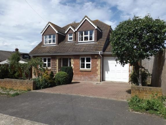 Thumbnail Detached house for sale in Mount Way, Wickford