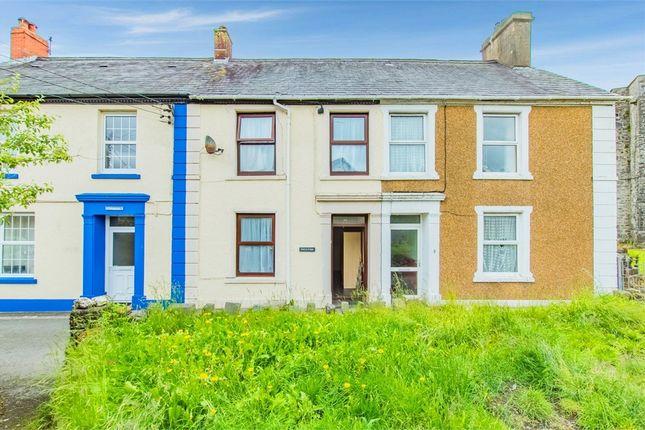 Thumbnail Terraced house for sale in Llansawel, Llandeilo, Carmarthenshire