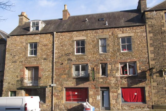 Thumbnail Town house for sale in High Street, Jedburgh